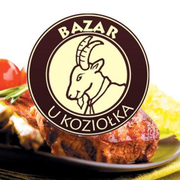 Bazar U Koziołka – identyfikacja i obsługa reklamowa