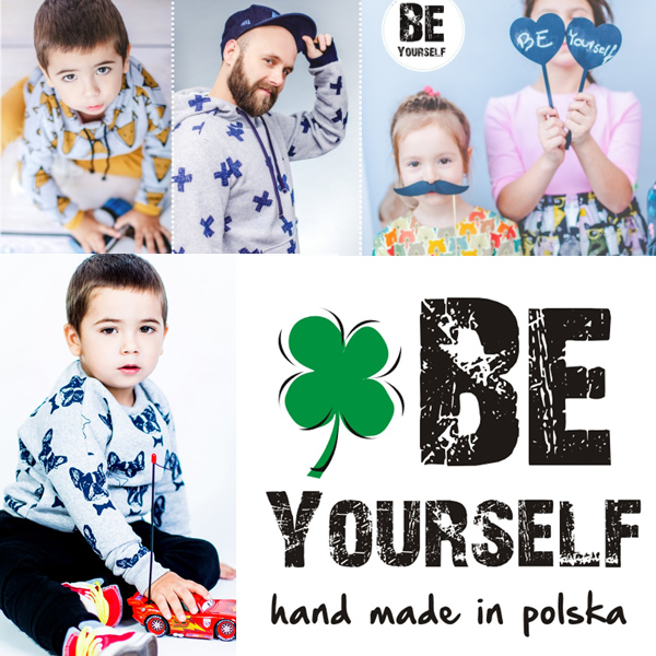 Logo Be Yourself