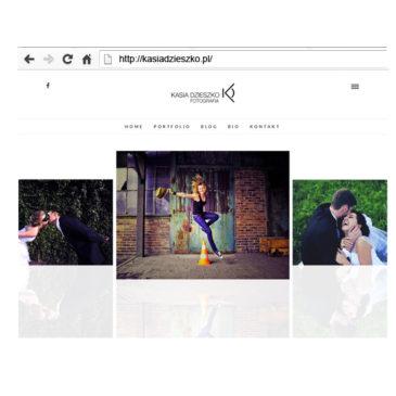Kasia Dzieszko – strona fotografa