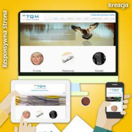Strona firmowa – Zarządzanie Jakością