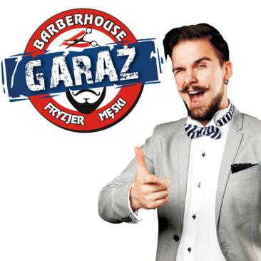 Garaż Barber House – logotyp