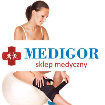 Medigor – sklep medyczny – identyfikacja
